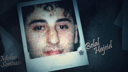 Hajeid spent 14 years behind bars.