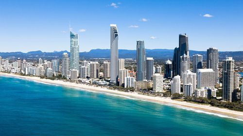 In just one of the categories, the Gold Coast was found to have 140 coffee shops per 100,000 residents. Picture: