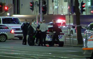 Man charged with murder after 34-year old found dying in Melbourne street