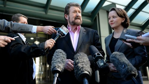 Queensland to consider sex pest register: Hinch