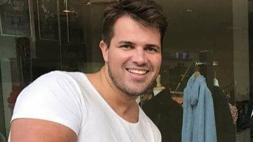 Police were called to Gable Tostee's parents home on the Gold Coast after an alleged assault.