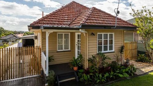 This charming cottage in Upper Mount Gravatt is the median rental price in Brisbane.