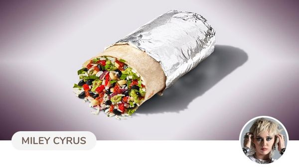 The Guac Is Extra But So Is Miley Burrito is now live in the Chipotle app