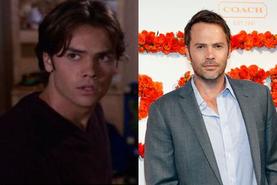 Hunky heartthrob Matt, played by Barry Watson, was the eldest and most lust-worthy Camden kid… especially when he grew up to be a sexy, smart doctor! Swoooon.  <br/><br/>He had his own show called <i>What About Brian</i> and then popped up on a few other shows, most memorably playing as Serena's sugar daddy on <i>Gossip Girl</i>. <br/><br/>Lately he's been looking rugged and handsome on red carpets and getting into Twitter feuds with other '90s TV stars like Melissa Joan Hart. <br/>