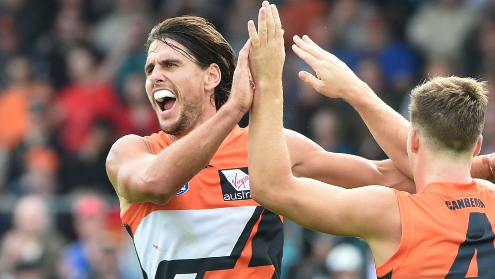 GWS smash poor Port in record AFL win
