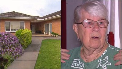 'Lock 'em up, throw away the key': Pensioner attacked in home