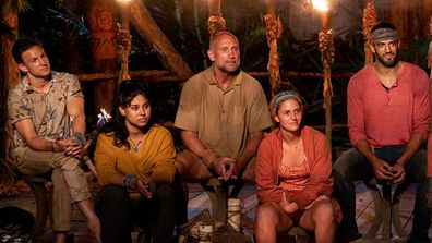 US Survivor contestant kicked out of the game over inappropriate behaviour
