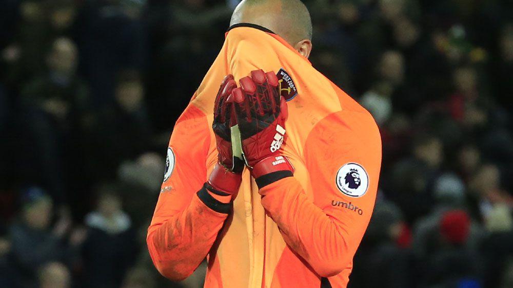 Liverpool's lucky escape after goalkeeper gaffe