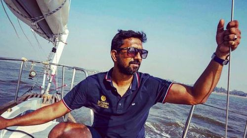 Missing solo sailor Abhilash Tomy sent an urgent distress message about 1800 nautical miles from WA