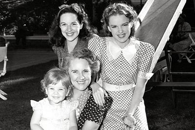 <b>Judy Garland's mother</b><p><br/>Judy Garland's fame-hungry mother has been described as a 'tyrant' who forced her teenage daughter to pop diet pills to keep her weight down. Unfortunately the pill-popping took hold and Judy died of an accidental drug overdose aged 47.<br/>