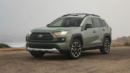 The new generation RAV4 will offer a hybrid powertrain for the first time in Australia.