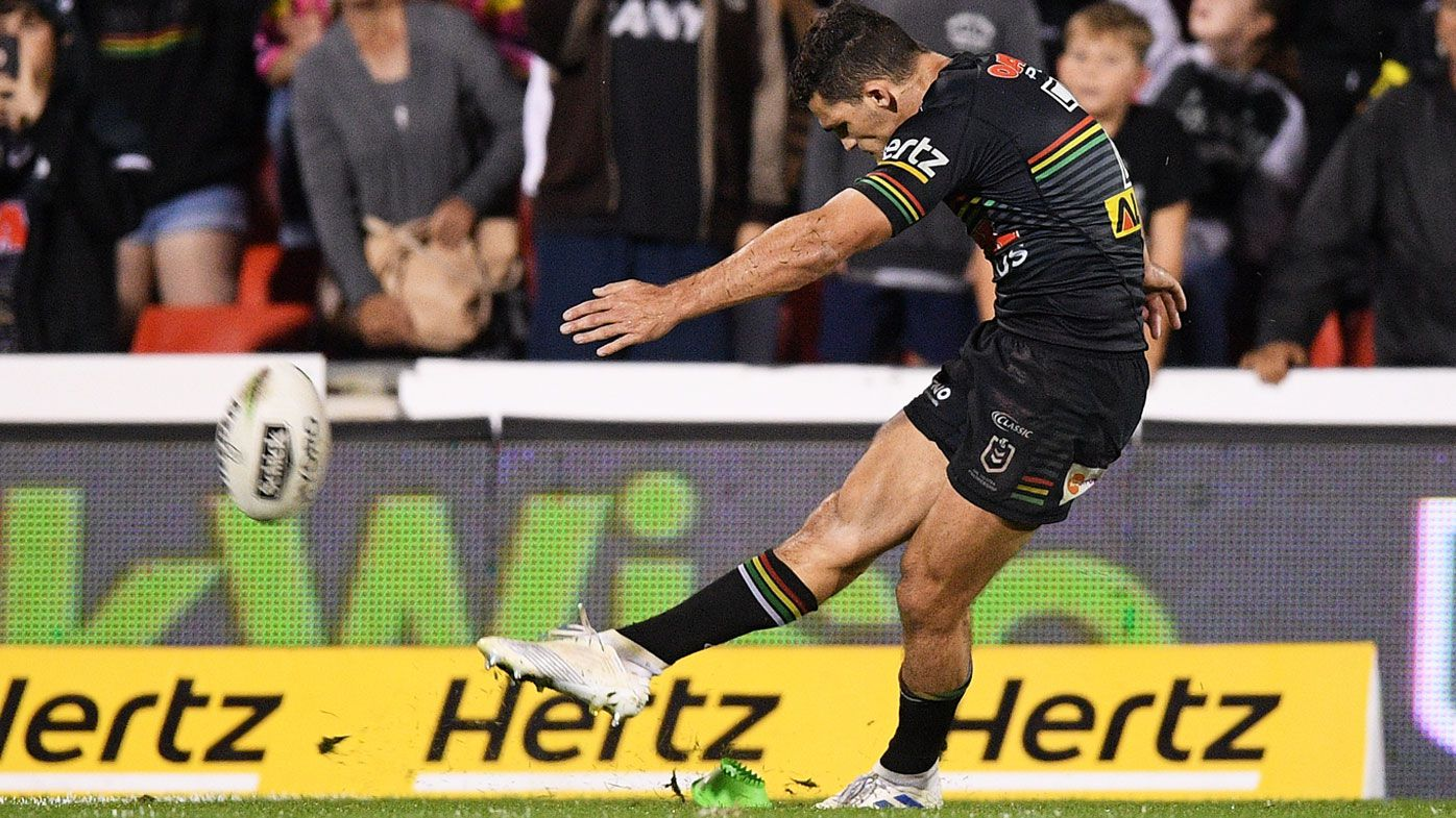 'He couldn't kick to save his life': Phil Gould reveals Nathan Cleary's long road to goal-kicking stardom