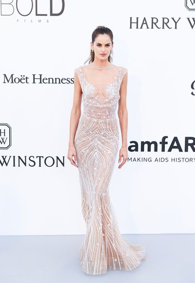 <p>It's the barely there approach to dressing where supermodels and actresses are relying on nude panels and strategically placed pearls to protect their modesty and it's taken over Cannes.</p> <p>While the French Riviera has always adopted an anything goes attitude 2017 has seen illusion dresses dominate the red carpet. Here is our pick of sheer delights.</p> <p><strong>Isabel Goulart in Zuhair Murad</strong></p> <p>Somehow the supermodel adds class to this revealing dress.</p> <p> </p>
