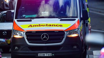 Generic image of New South Wales Ambulance service in Rhodes, Monday, 17 May 2021. Photo: Sam Mooy/The Sydney Morning Herald