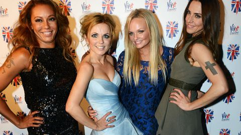 Girl power for life: Mel B sets record straight on Victoria Beckham 'leaving' the Spice Girls