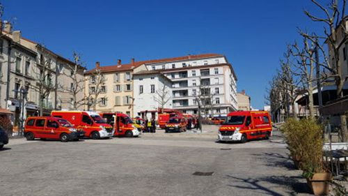 Two dead and seven injured in knife attack in south of France