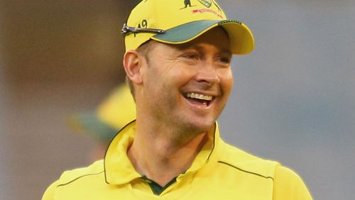 Captain Michael Clarke officially back for Cricket World Cup