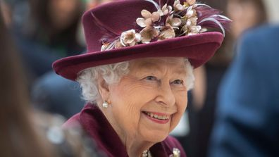 Queen's 95th birthday