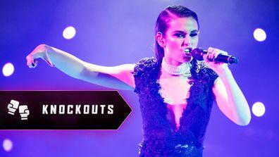 The Knockouts: Madi Krstevski 'Smells Like Teen Spirit'