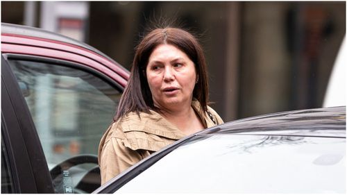 Gangland widow Roberta Williams attempts to save family home