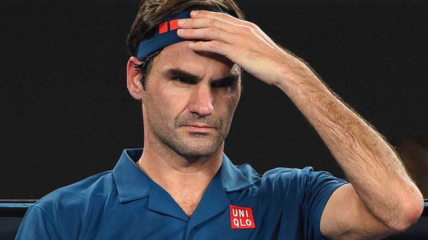 Australian Open 2019: Roger Federer offers defiant reaction to Stefanos Tsitsipas upset