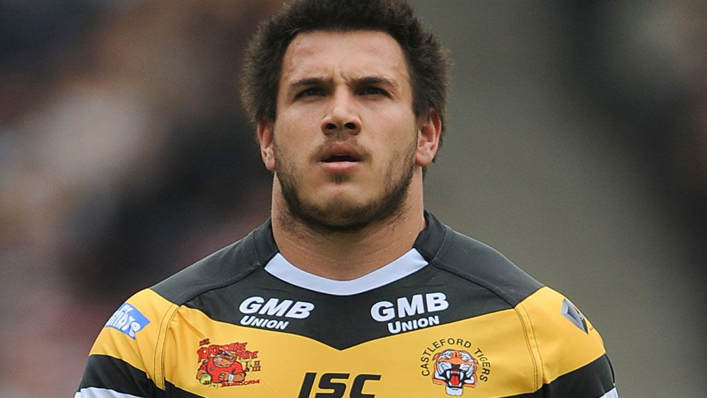Justin Carney. (AAP)