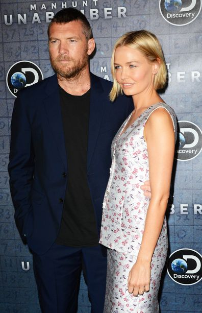 Lara Worthington, Sam Worthington