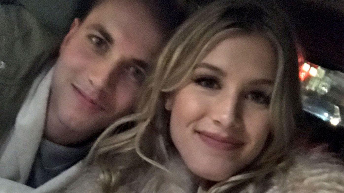 Tennis star Eugenie Bouchard spends more time with Twitter date John Goehrke