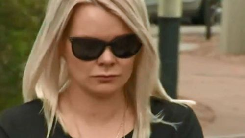 Rebecca Lee Greatley has been ordered to serve at least 18 months behind bars.