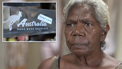 Fake Aboriginal artefacts for sale in Bali 'cultural theft'