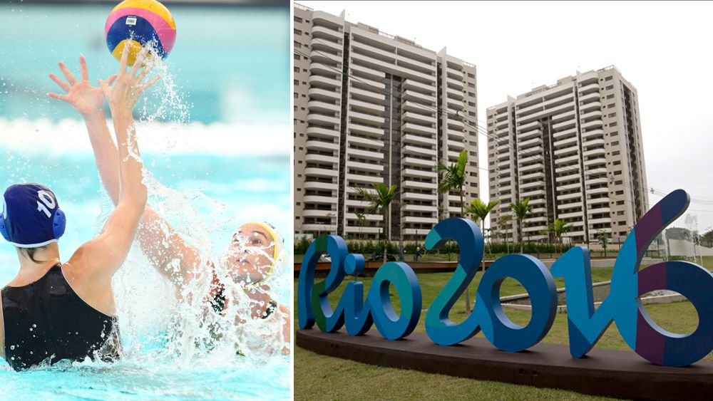 Rio Olympics: Four Australian water polo players quarantined due to virus