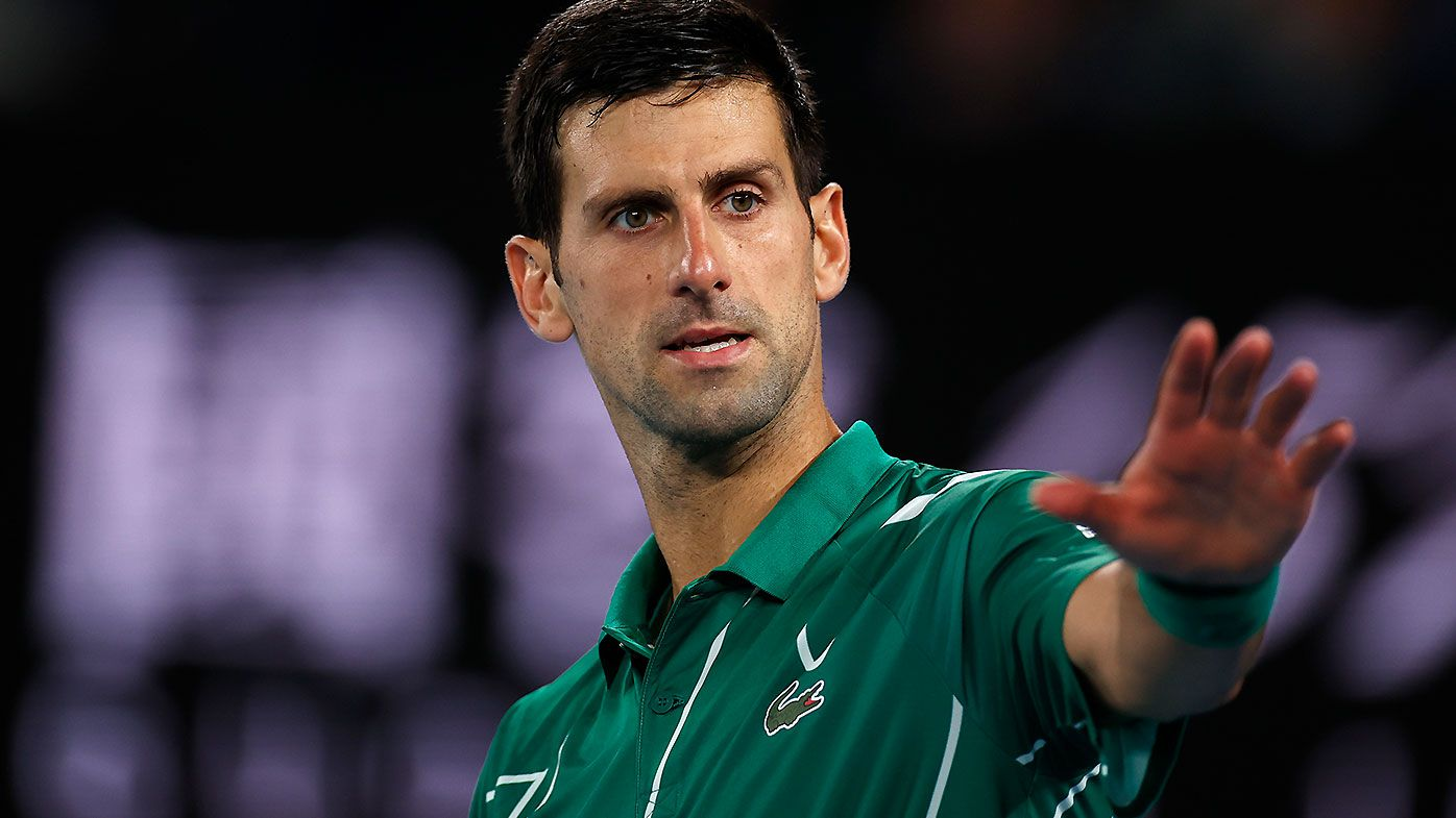 The 'ordinary' Novak Djokovic act that left fellow tennis pros fuming in ATP meeting