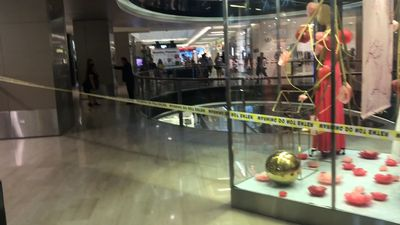 Man dies at Westfield shopping centre