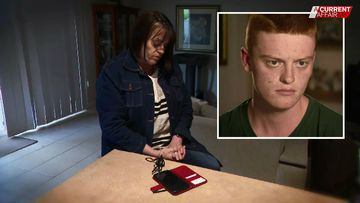 Mum's emotional ordeal as alleged teen gangster son comes home