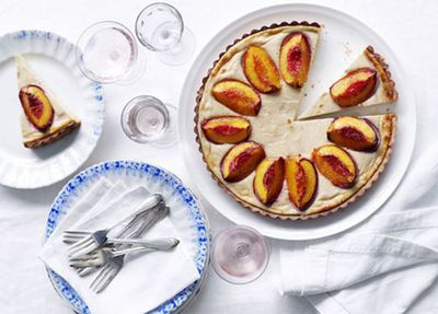 "<a href=""http://kitchen.nine.com.au/2016/05/17/12/41/nectarine-and-spicedricotta-tart"" target=""_top"">Nectarine and spiced-ricotta tart</a>"