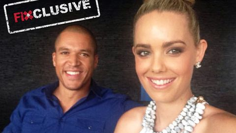 EXCLUSIVE! Bachelor Blake and Louise's New Year's Resolutions for 2015