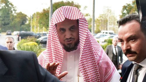 Chief Saudi prosecutor Saud al-Mojeb's decision to seek the death penalty before trial is not unusual in Saudi Arabia.