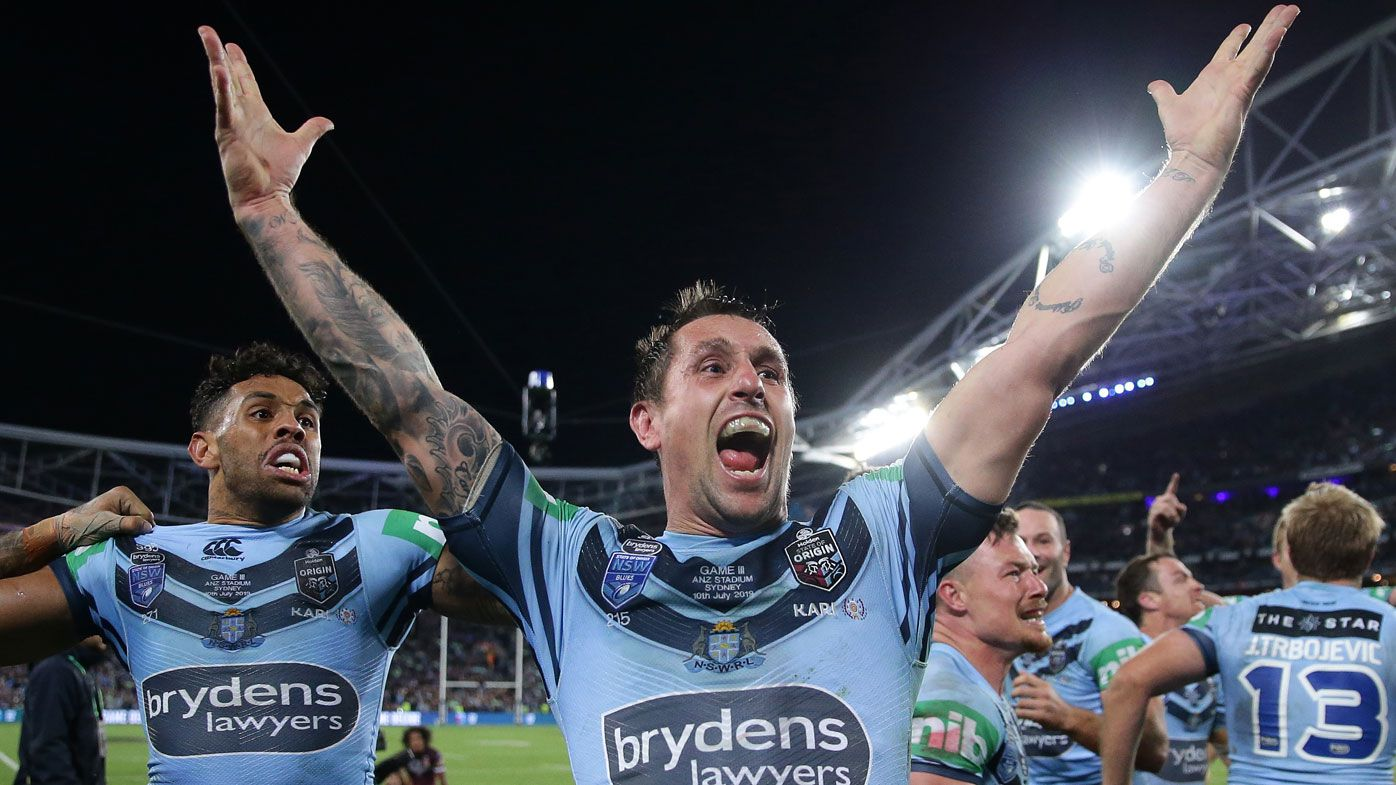 Mitchell Pearce hits back at Paul Gallen over Knights slap down