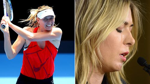 Maria Sharapova's doping ban reduced to 15 months