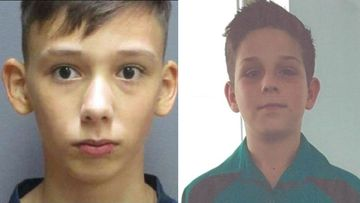 Queensland missing boys