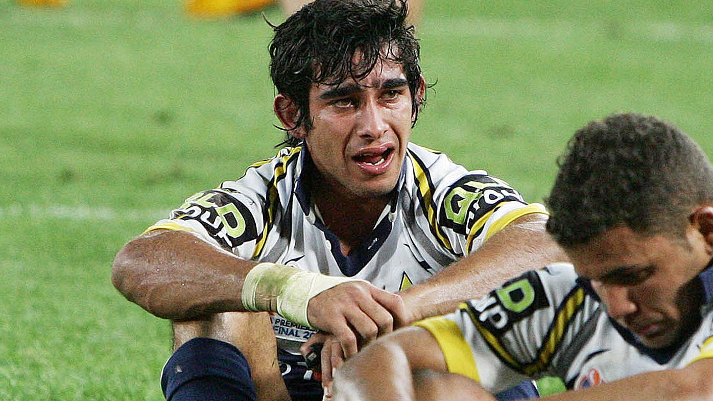 Johnathan Thurston's move north impacted all of Queensland: Kevin Walters