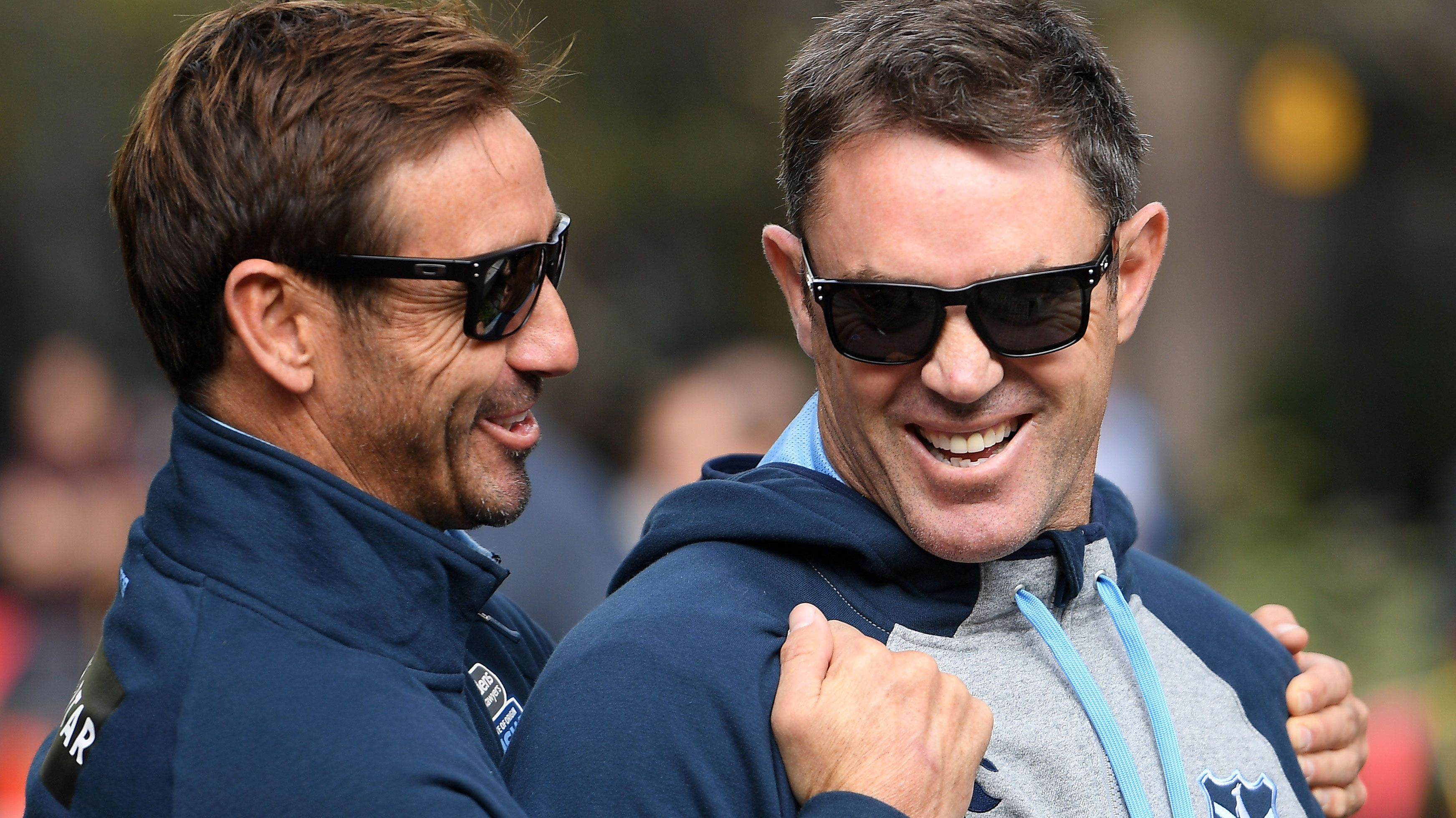 Andrew Johns slams 'personal attacks' on NSW Blues coach Brad Fittler