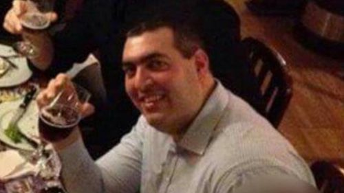 Security guard Dan Uzan was shot and killed outside a synagogue. (Twitter)