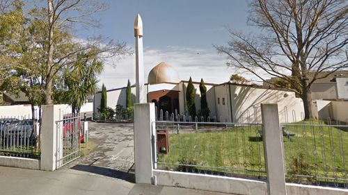 There are reports of a mass shooting at a mosque in Christchurch.
