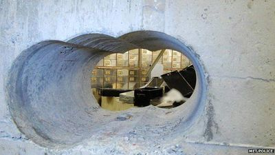 """<p _tmplitem=""""1"""">Scotland Yard is investigating how thieves managed to drill a hole into a London safe undetected over the Easter weekend before getting away in a heist that netted them $116 million. </p><p _tmplitem=""""1""""> Police were alerted to an alarm at the Hatton Garden Safe Deposit Ltd a little after midnight local time on April 3 but it was given a low grade of response and was never investigated. </p><p _tmplitem=""""1""""> </p>"""