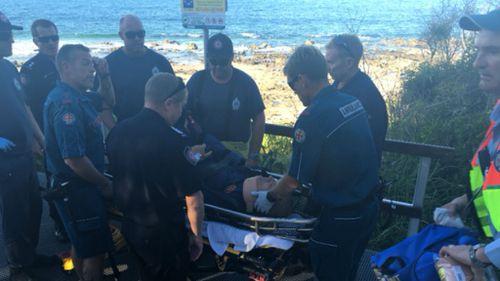 Paraglider injured after crash landing near the Sunshine Coast