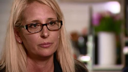Angela Warren claims Mr Cawley targeted her from the start of her employment.