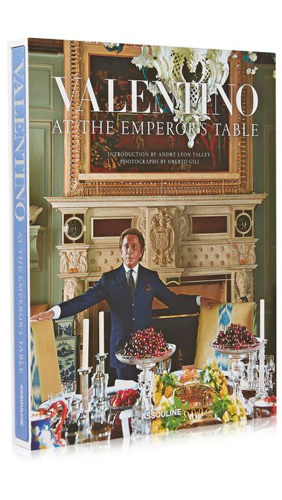 <em>Valentino: At The Emperor's Table</em> by André Leon Talley