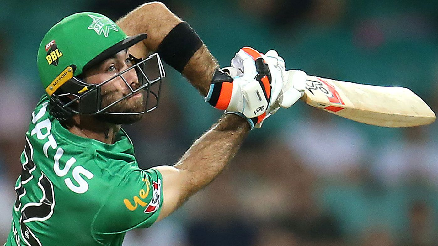 Melbourne Stars admit Glenn Maxwell mistake in BBL defeat to Sydney Sixers