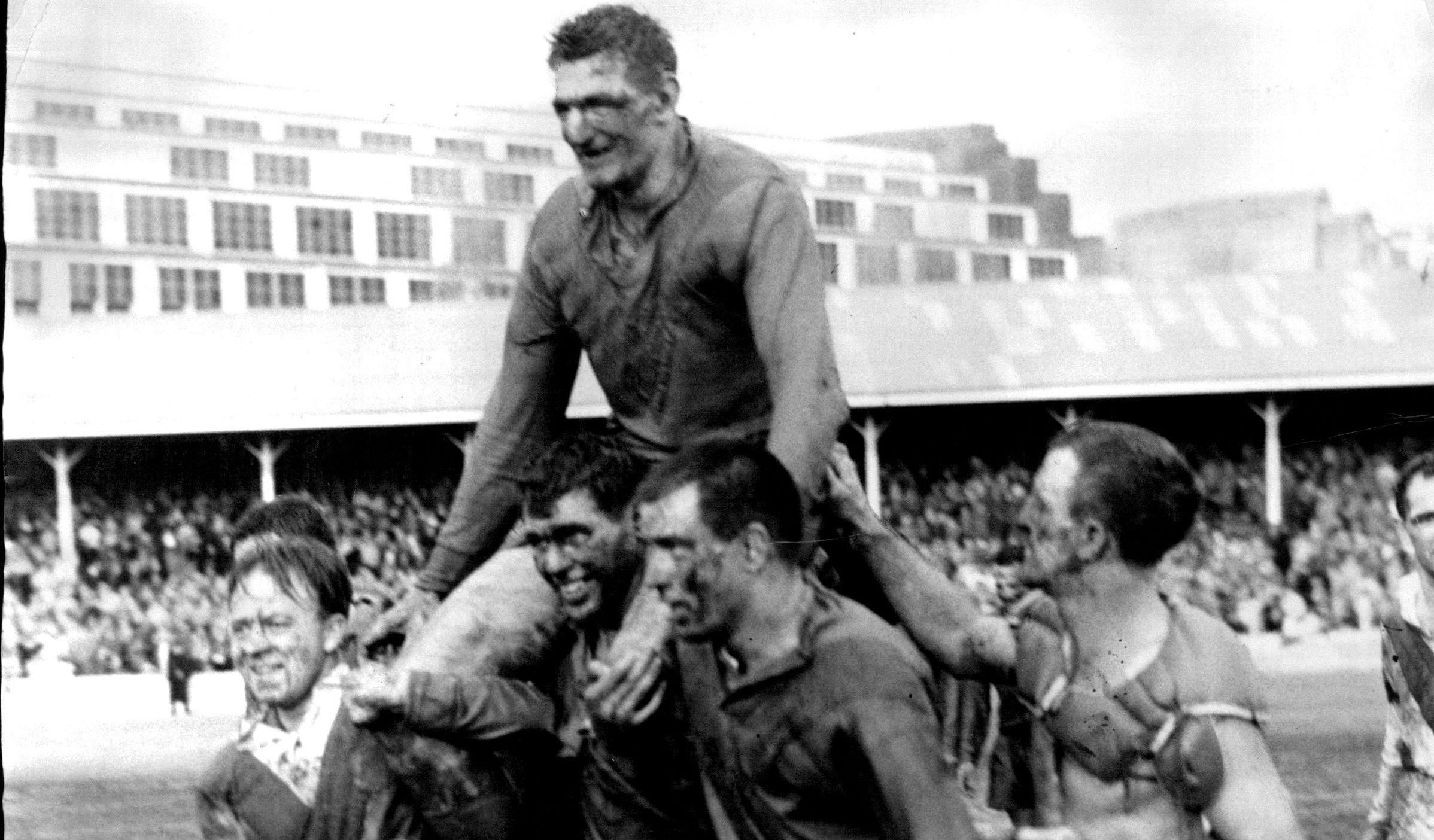 'Norm Provan was heroic that day': The epic act of bravery that kept St George's record premiership streak alive